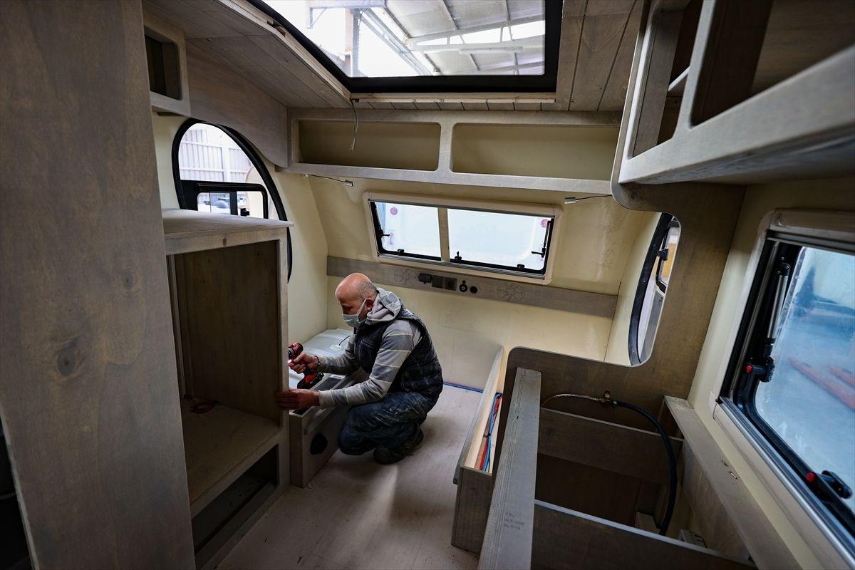 1618050072 20 Tatilcilerin yeni gozdesi karavanda ureticiler talebe yetisemiyor