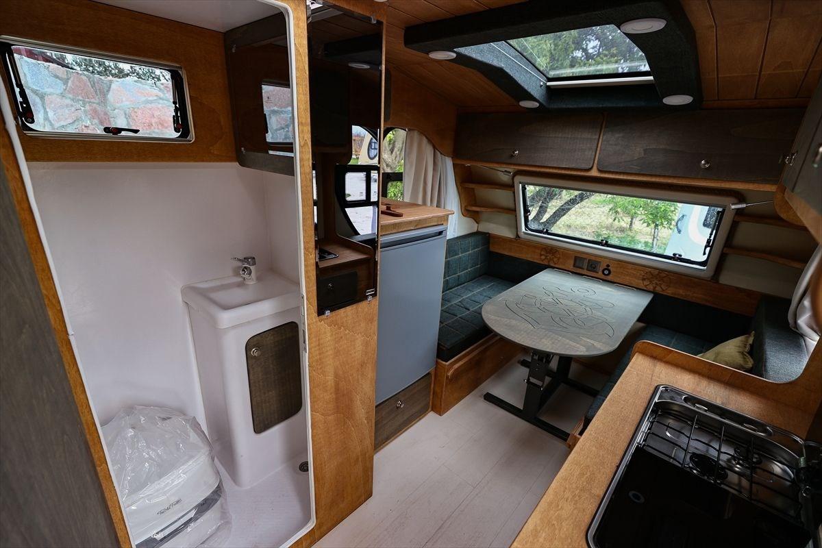 1618050072 469 Tatilcilerin yeni gozdesi karavanda ureticiler talebe yetisemiyor