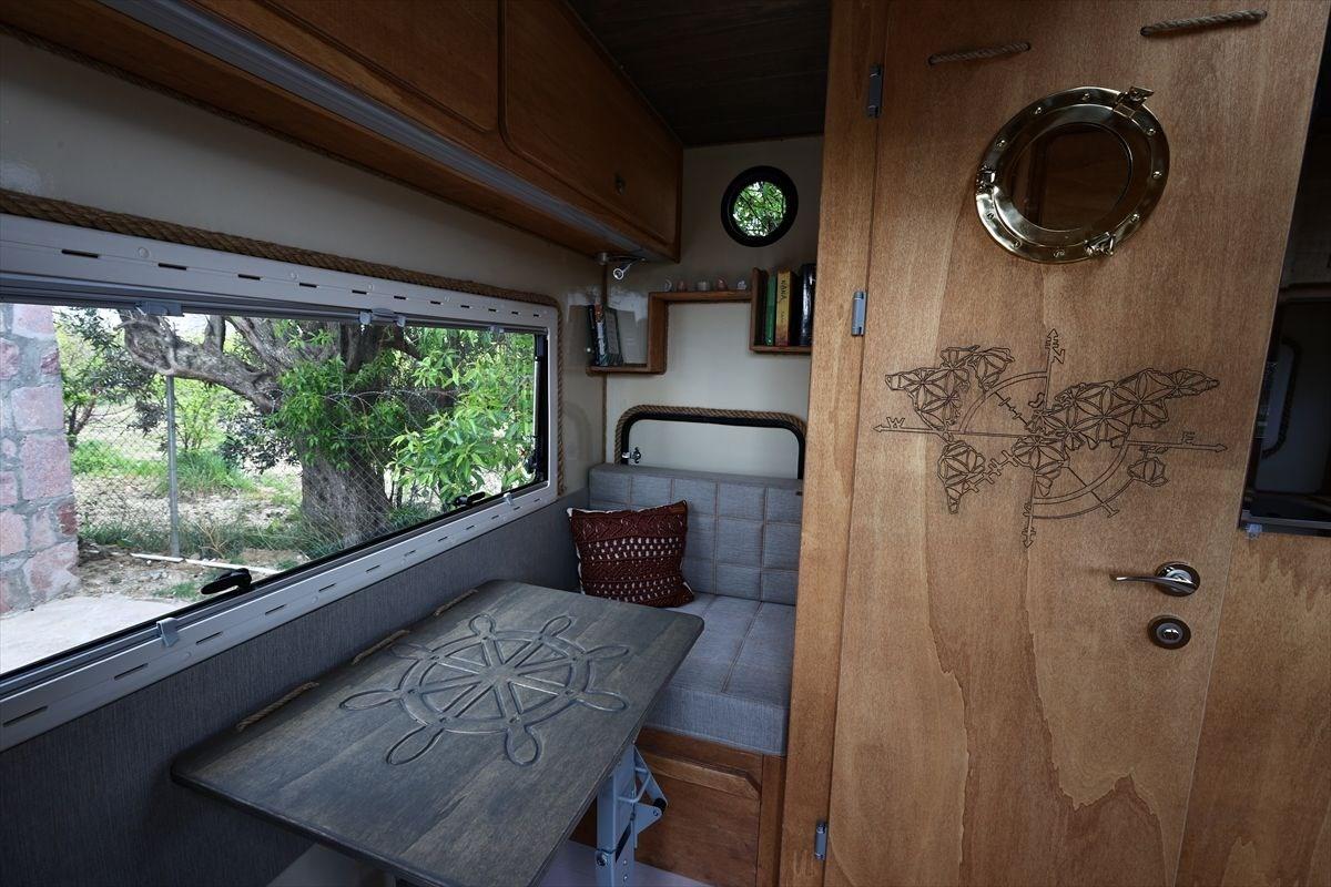 1618050072 568 Tatilcilerin yeni gozdesi karavanda ureticiler talebe yetisemiyor