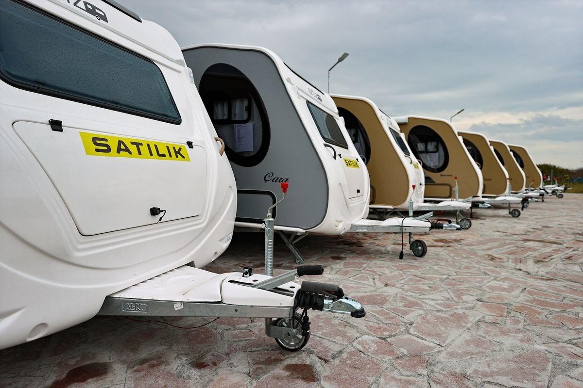 1618050076 447 Tatilcilerin yeni gozdesi karavanda ureticiler talebe yetisemiyor