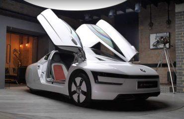 Volkswagen tarihinin en nadide modellerinden olan XL1'e yakından bakın