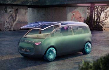 Mini Vision Urbanaut, markanın geleceğine ışık tutuyor