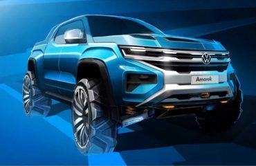 Ford Ranger temelli Volkswagen Amarok farklı bir tasarımla gelecek