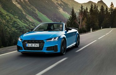 Audi TT'nin vedasını simgeleyen TTS Competition Plus tanıtıldı