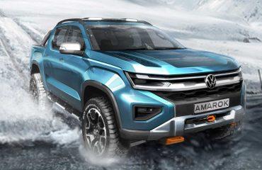 Volkswagen, yeni nesil Amarok'un bir ipucu görüntüsünü yayınladı!
