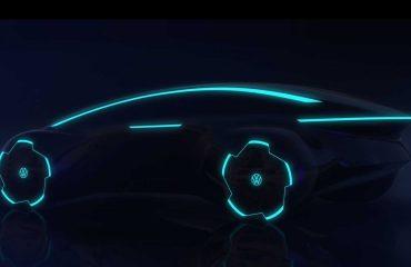 Volkswagen Project Trinity'den yeni ipucu görüntüleri geldi