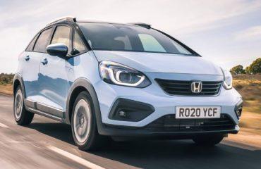 2021 Honda Jazz Hybrid Crosstar; arazi esintili paket ne sunuyor?