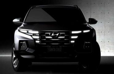 2021 Hyundai Santa Cruz teaser