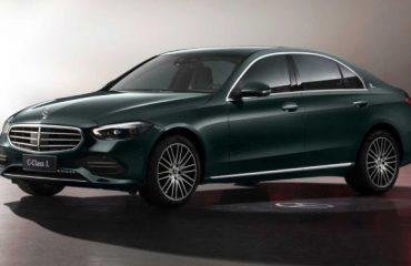 2021 Mercedes C-Serisi L