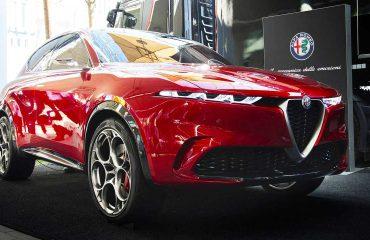 Alfa Romeo Tonale Konsepti