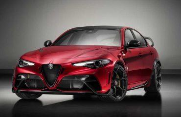 Alfa Romeo Giulia GTA Ön Cephe