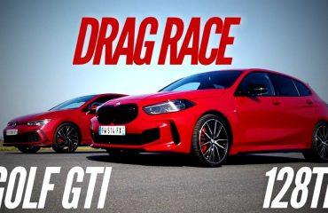 BMW 128ti ile Volkswagen Golf 8 GTI düellosunu kim kazanır?
