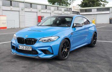 BMW M2 CS Nurburgring Tur