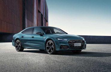 Çin'e Özel Olarak Geliştirilen Uzun Aks Mesafeli Audi A7 L