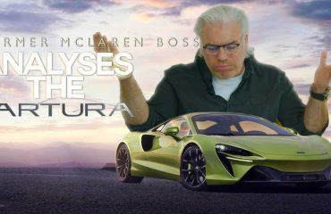 Eski McLaren tasarım patronu, Artura ile ilgili fikirlerini paylaştı