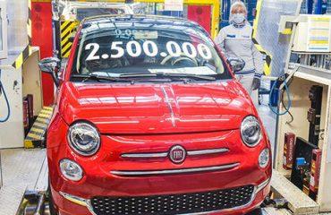 Fiat 500'den yeni bir rekor