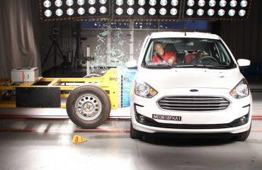 Ford Ka+ Sedan, Latin NCAP'ten sıfır çekenler kervanına katıldı
