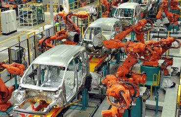 Ford Otosan Üretim hattı
