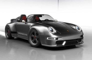 Gunther Werks'in speedster Porsche 911'i