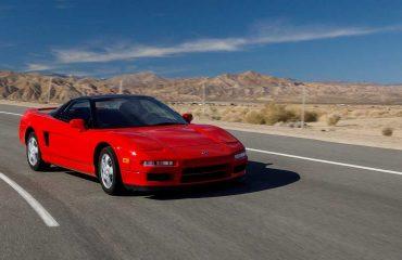 Süper Otomobil Pazarı: Acura NSX