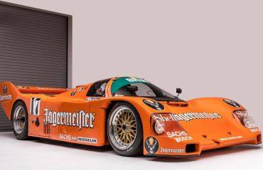 Jägermeister Racing Collection, sizi mazide bir yolculuğa çıkaracak