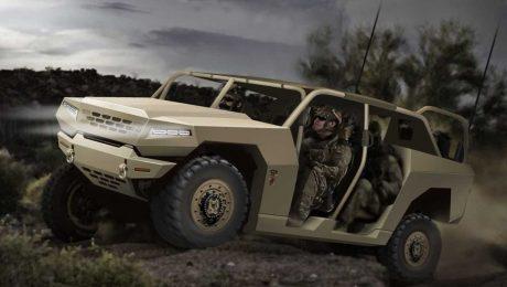 Kia Motors Askeri Araçlar