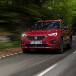 2021 yılında Türkiye'de satılan yeni otomobil modelleri (SEAT Tarraco Türkiye'de)