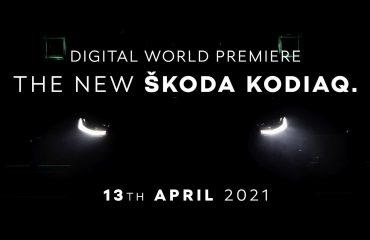 Makyajlı Skoda Kodiaq, yeni ipucu videosunda gövdesini gösteriyor
