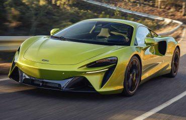 McLaren Artura'nın hızlanma verileri resmiyete kavuştu
