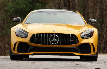 2020 Mercedes-AMG GT R test sürüşü
