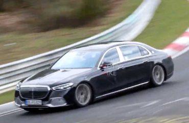 Mercedes-Maybach S-Serisi yeniden Nürburgring'de