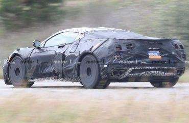 Chevrolet Corvette Grand Sport Casus Fotoğraflar