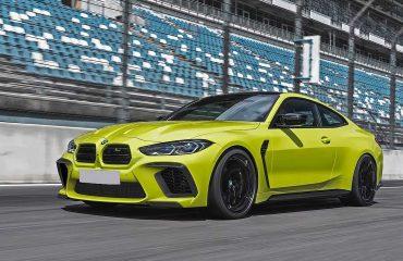 BMW M4 Ön
