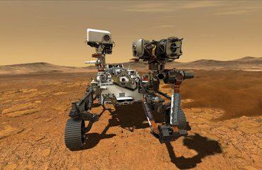NASA Perseverance Mars