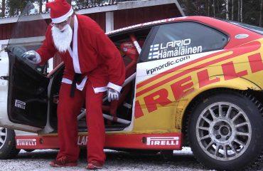 Noel Baba bu yılı BMW E63 M3 ile birlikte geçirmiş