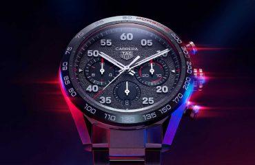 Porsche ve TAG Heuer, yeni saat tasarımını tanıttı