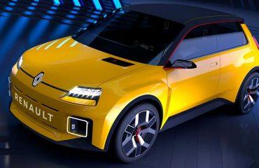 Renault 5 Ön Cephe