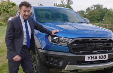 Richard Hammond'ın eğlenceli Ford Ranger Raptor reklamını izleyin