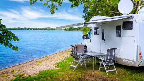 Tatilcilerin yeni gözdesi karavanda üreticiler talebe yetişemiyor