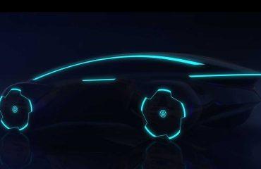 Volkswagen Project Trinity Teaser