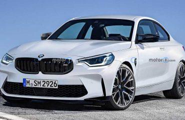 2023 BMW M2 render