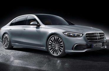 Mercedes-Benz S Serisi Sedan (2020)