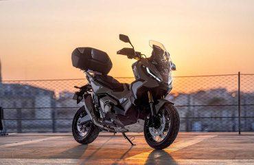 2021 Honda X-ADV Gün Batımı