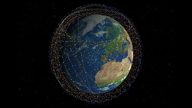 elon musk uzaydan internet starlink amazon
