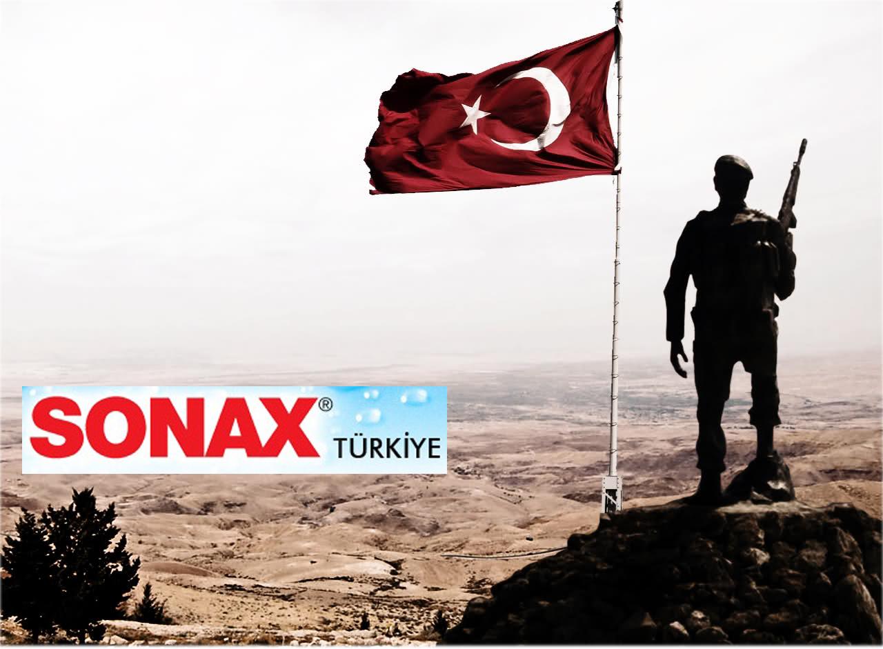 SONAX'tan anlamlı TSK kampanyası!