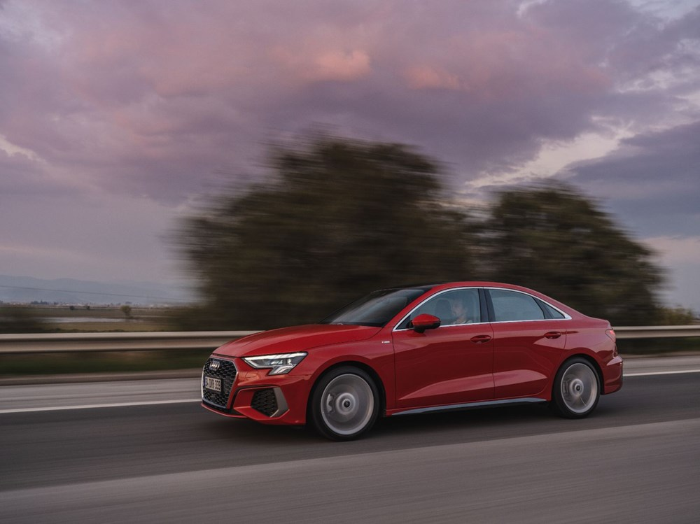 Gözü Yükseklerde: Yeni Audi A3 (Otofark test sürüşü) - 6