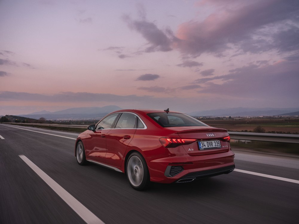 Gözü Yükseklerde: Yeni Audi A3 (Otofark test sürüşü) - 4