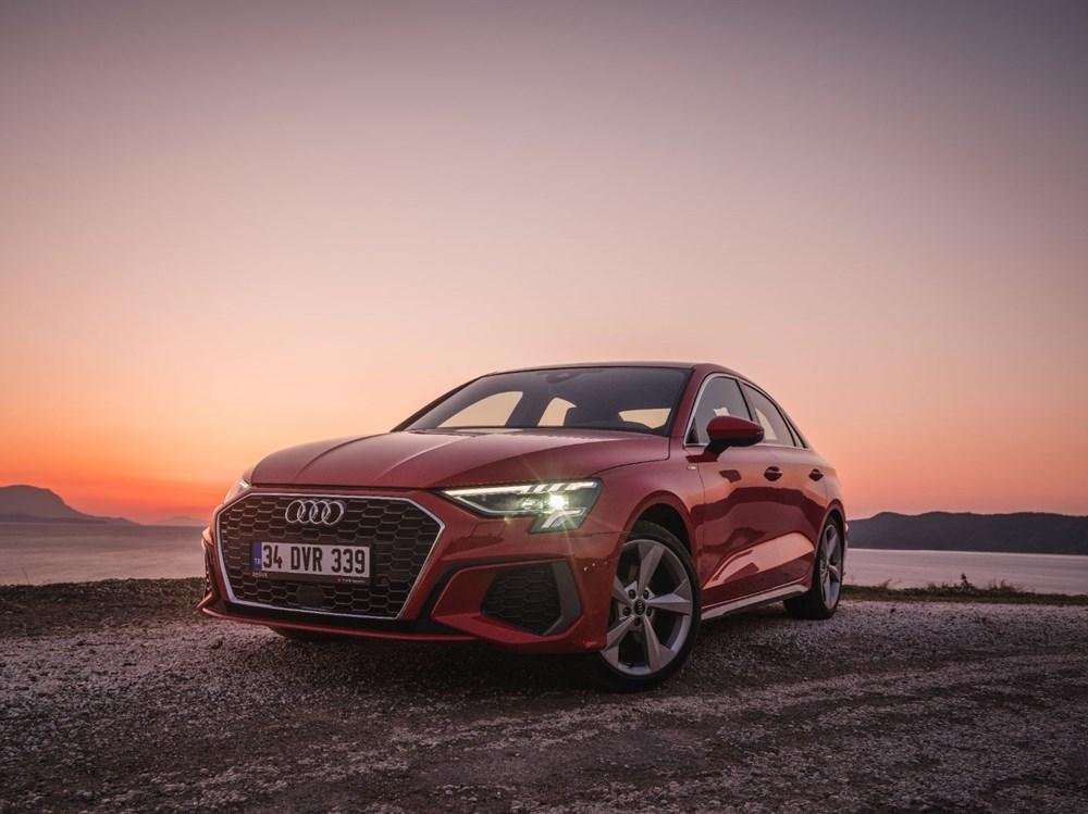 Gözü Yükseklerde: Yeni Audi A3 (Otofark test sürüşü) - 5