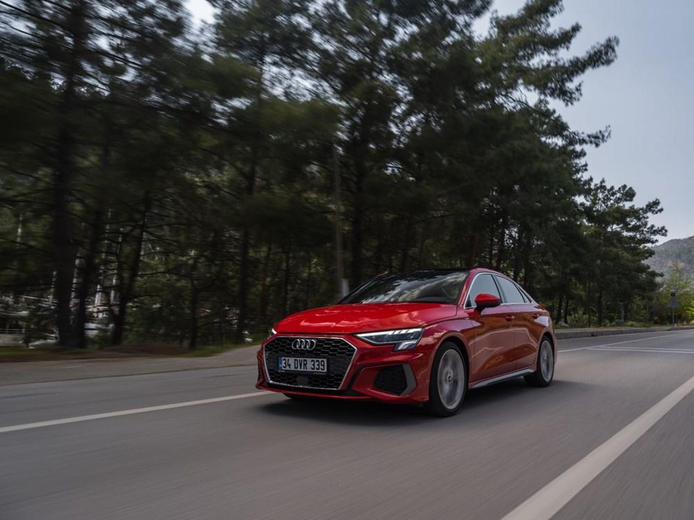 Gözü Yükseklerde: Yeni Audi A3 (Otofark test sürüşü) - 3