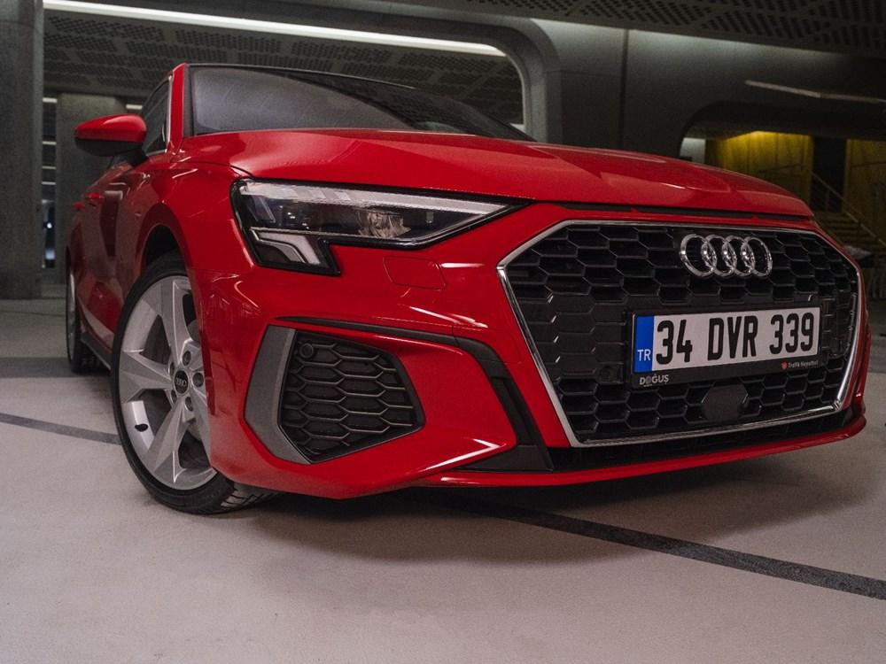 Gözü Yükseklerde: Yeni Audi A3 (Otofark test sürüşü) - 7